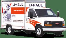 Uhaul 10 foot moving truck