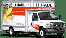 Uhaul 14' Moving Truck