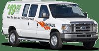 Uhaul Cargo Van